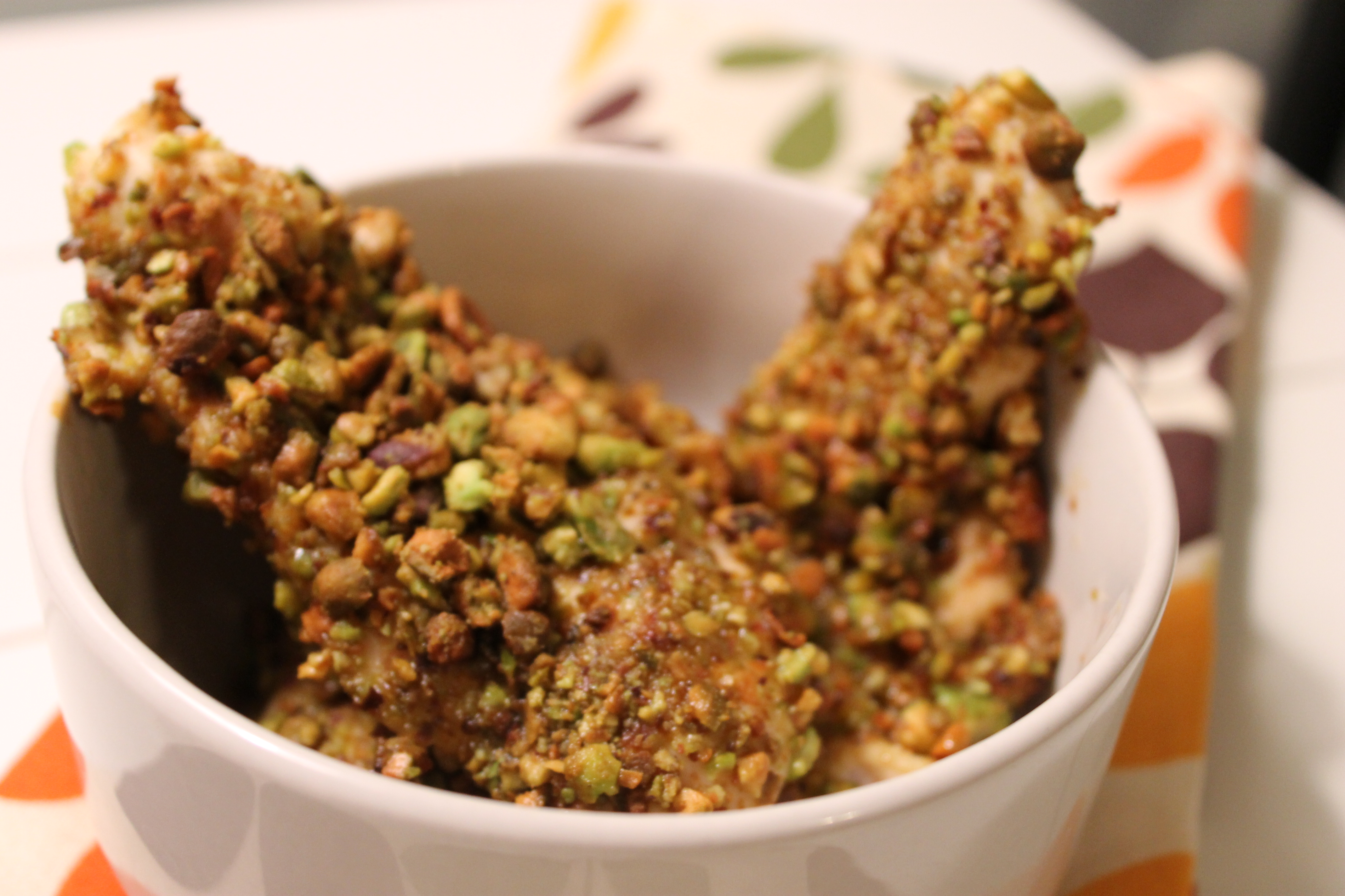 Pistachio Chicken1
