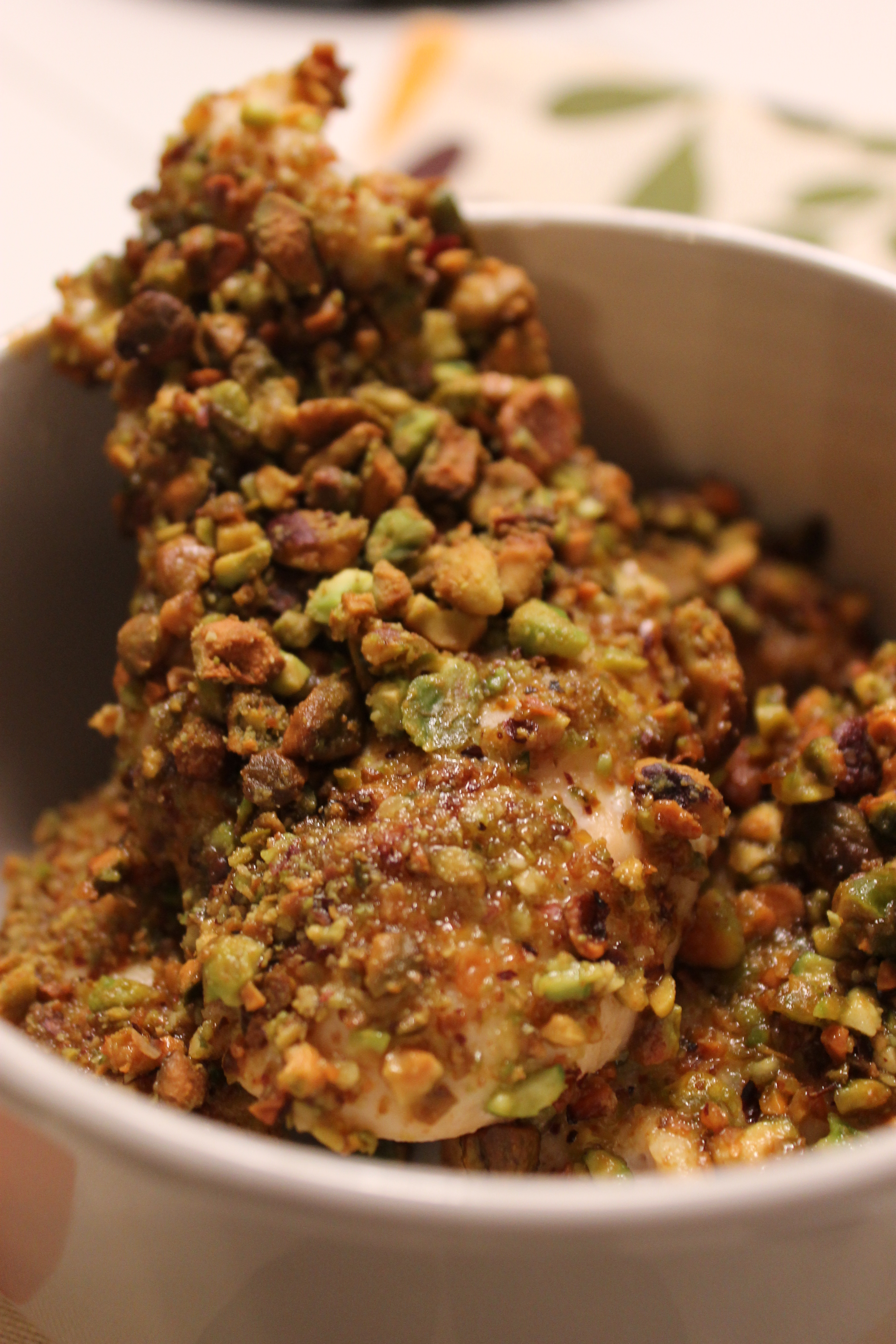 Pistachio Chicken2