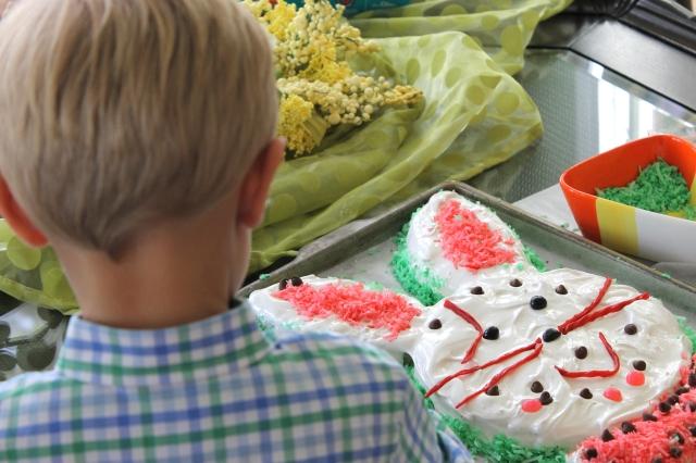 Easter Decorating for Kids