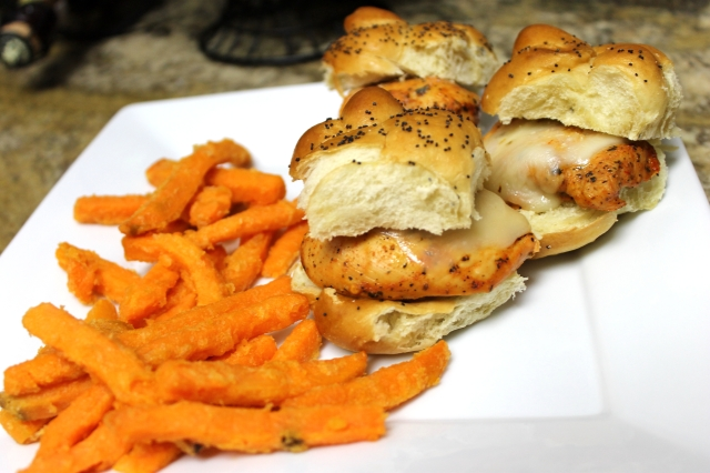 Trader Joe's Pollo Asado Chicken Sliders